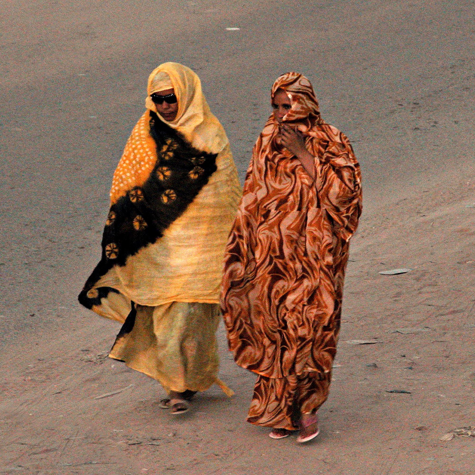 Mauritanian Women Clothing